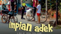 salah satu film yang diedit oleh Bripda David