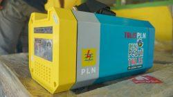 """""""Tabung Listrik"""" (TaLis) menjadi salah satu solusi dengan konsep penyimpanan energi (baterai) untuk selanjutnya dipakai mengoperasikan peralatan elektronik. Mirip seperti power bank."""