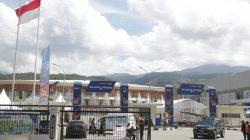 foto: venue untuk pembukaan upacara PON XX Papua