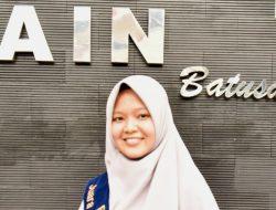 Feni Mardika Juara I MTQ Antar Mahasiswa PAI Se-Asia Tenggara