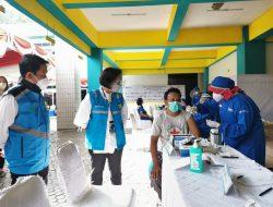 Siap Amankan Kelistrikan PON Papua, PLN Vaksinasi 1574 Petugas