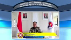 Menteri Pemuda Olahraga dan Olahraga, Zainudin Amali