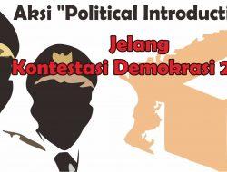 """Aksi """"Political Introduction"""" Calon Politik Jelang Kontestasi 2024"""