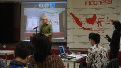 """Pelajar doktor Indonesia di Prancis menggelar diskusi bertajuk """"Journee des Doctorants Indonésiens (JDI) 2021"""" dengan mengangkat tema """"bangkit""""."""