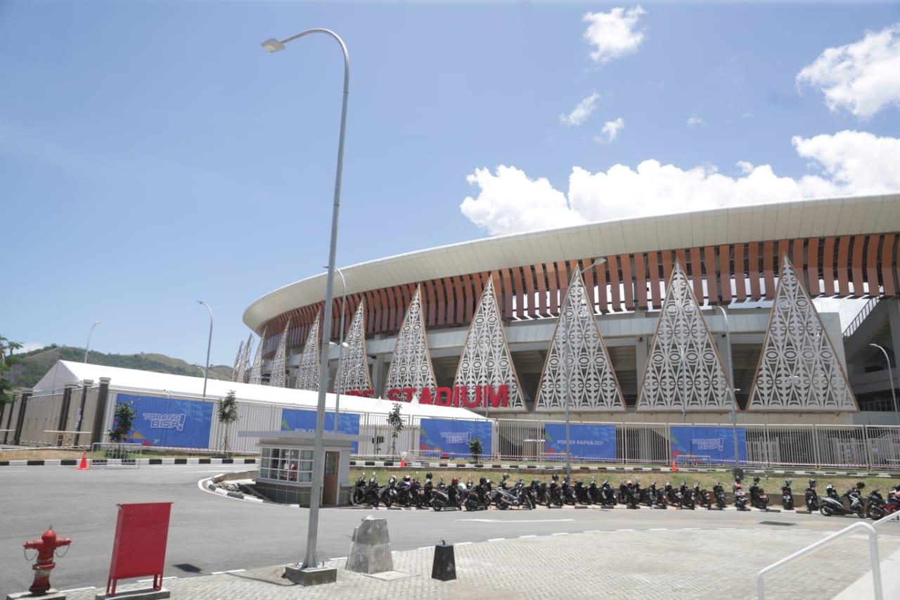 Badan Meteorologi, Klimatologi, dan Geofisika (BMKG) menyatakan komitmennya untuk mendukung penuh penyelenggaraan Pekan Olahraga Nasional (PON) XX di Provinsi Papua