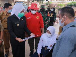 750 Pelajar SMP di Palembang Ikuti Vaksinasi COVID-19