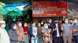 FPB Salurkan Beras Bantuan Gubernur Sumsel