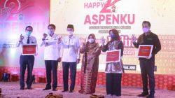 Walikota Palembang H Harnojoyo hadiri Anniversary 2 Tahun Aspenku Sumsel