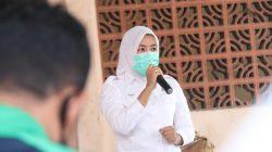 Wakil Walikota Palembang, Fitrianti Agustinda lakukan evaluasi langsung terkait hasil ngantornya di Kecamatan Ilir Barat 1 Palembang yang dilakukan sejak beberapa hari sebelumnya dan dihadiri langsung oleh Camat, tokoh masyarakat, Ketua RT dan Ketua RW.