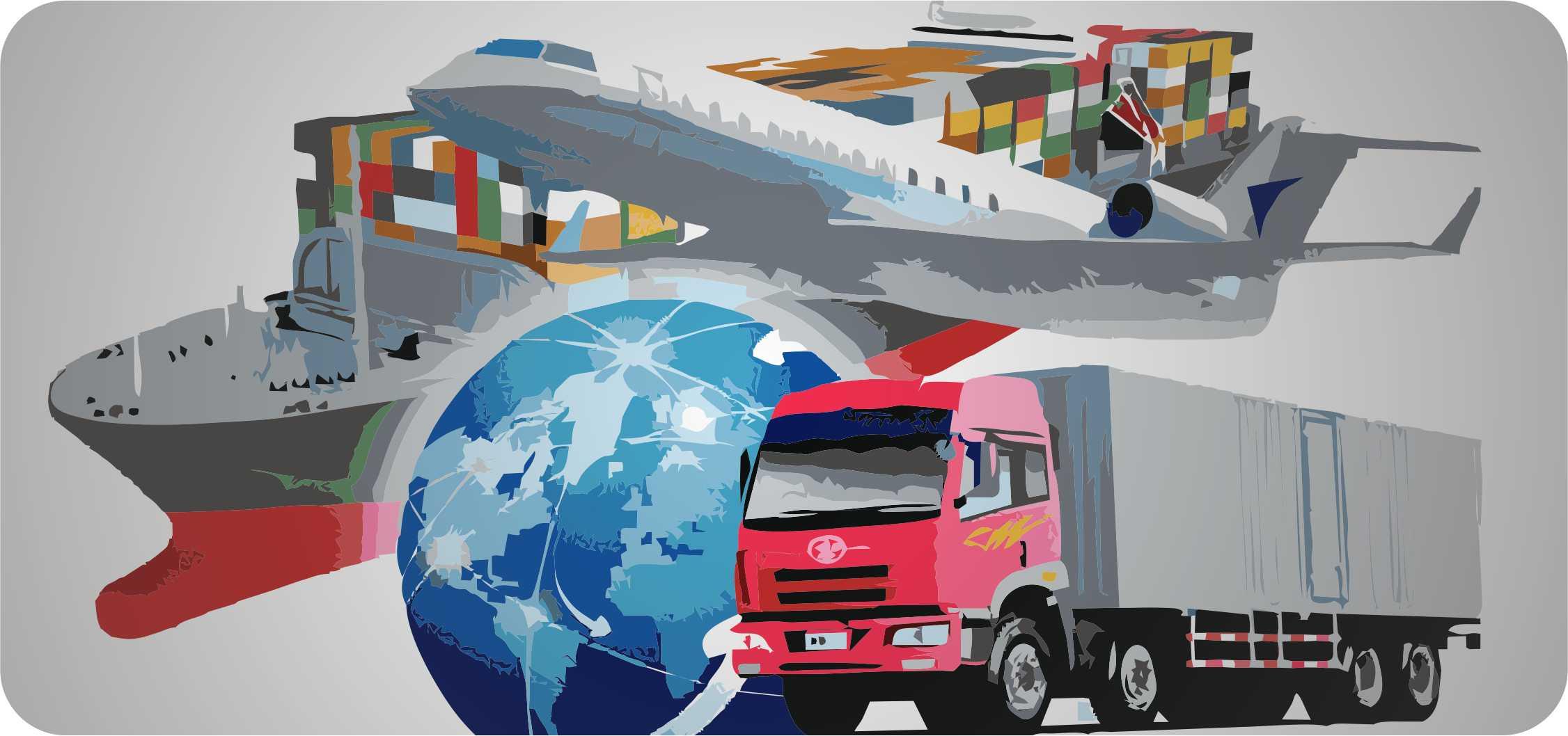Ilustrasi Transportasi - WI