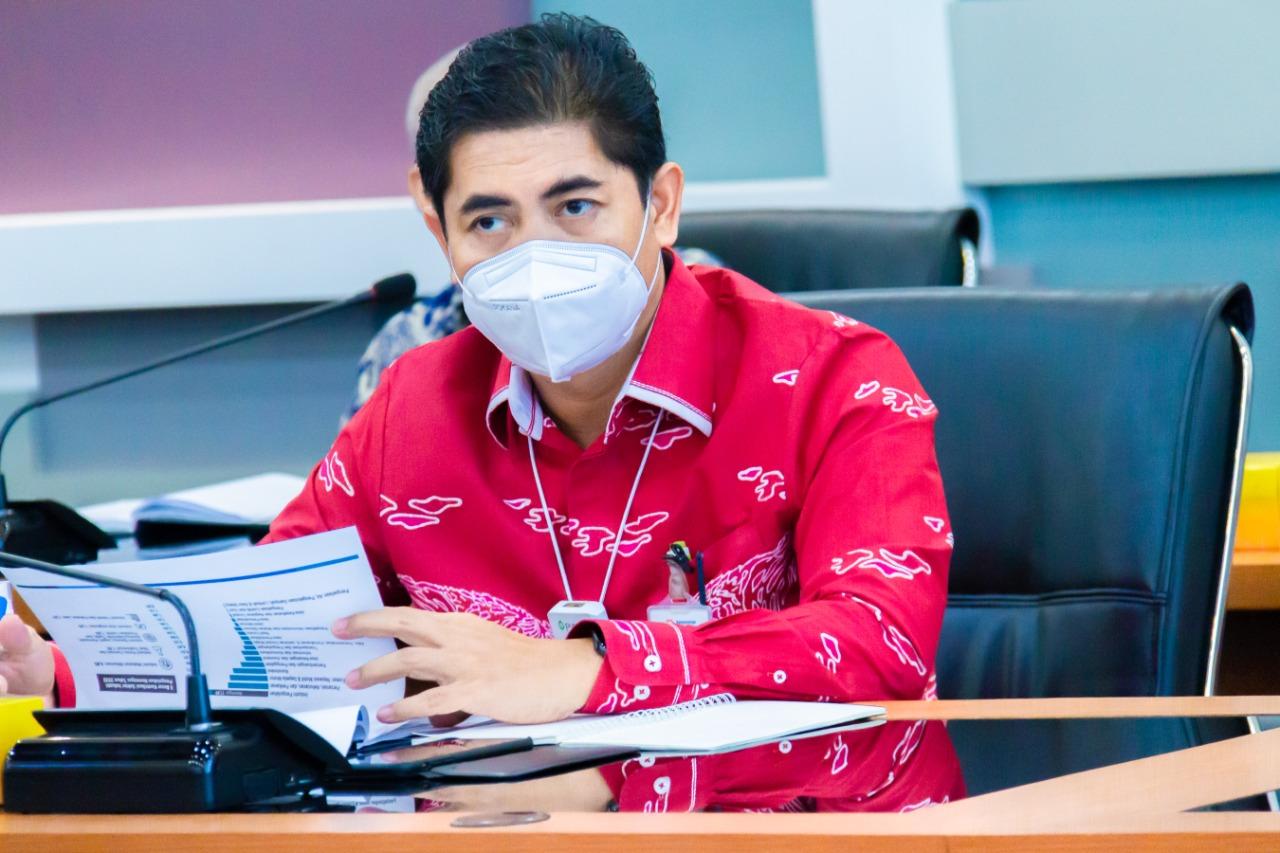 Direktur Jenderal Ketahanan, Perwilayahan dan Akses Industri Internasional (KPAII) Kemenperin, Eko S.A. Cahyanto