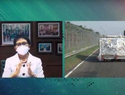 358.700 Dosis Vaksin AstraZeneca dari Prancis Tiba di Indonesia