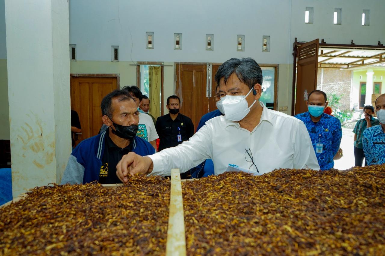 Plt. Direktur Jenderal Industri Agro Kemenperin, Putu Juli
