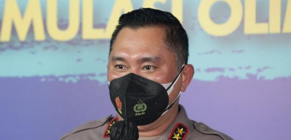 Sekretaris Jenderal PP PBSI Muhammad Fadil Imran