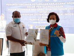 PLN Gelontorkan Rp313 Miliar Dukung Penyelenggaraan PON Papua