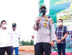 192 Pembalap Motoprix Rebut Piala Presiden di Muba