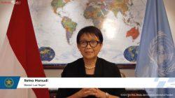Menlu RI Retno LP Marsudi [Sumber: Tangkapan Layar YouTube Sekretariat Presiden]