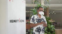 Direktur Jenderal Aplikasi Informatika Kementerian Kominfo, Semuel Abrijani Pangerapan