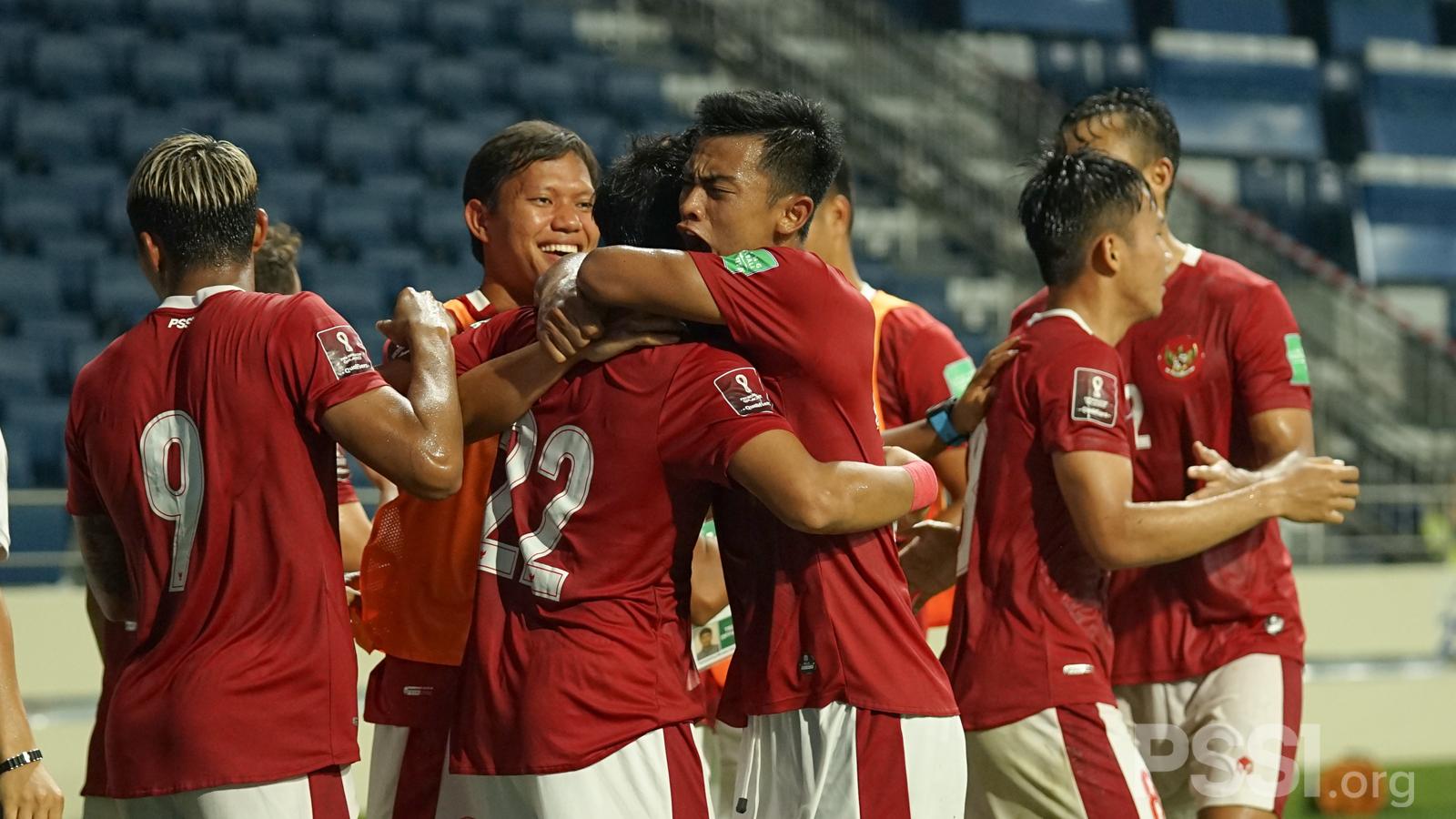 Tim nasional Indonesia senior akan memulai pemusatan latihan (TC) pada Minggu, 19 September 2021