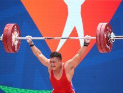 Menpora Harap Atlet Angkat Besi Berprestasi di Olimpiade Paris 2024
