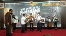 Tiga Kecamatan Sandang Predikat Kampung Kreatif Palembang 2021