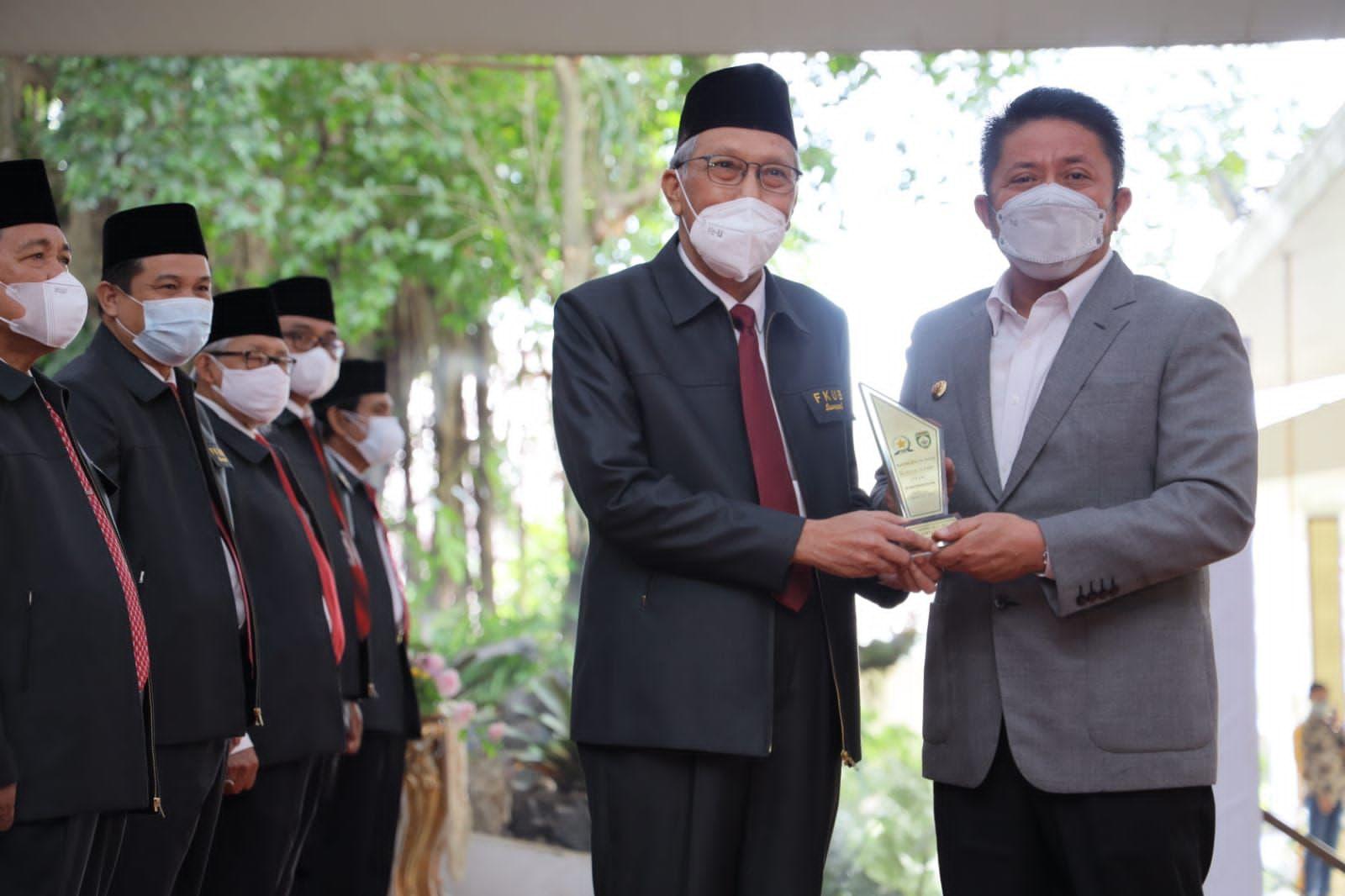 Herman Deru Lantik Pengurus FKUB Periode 2021-2026