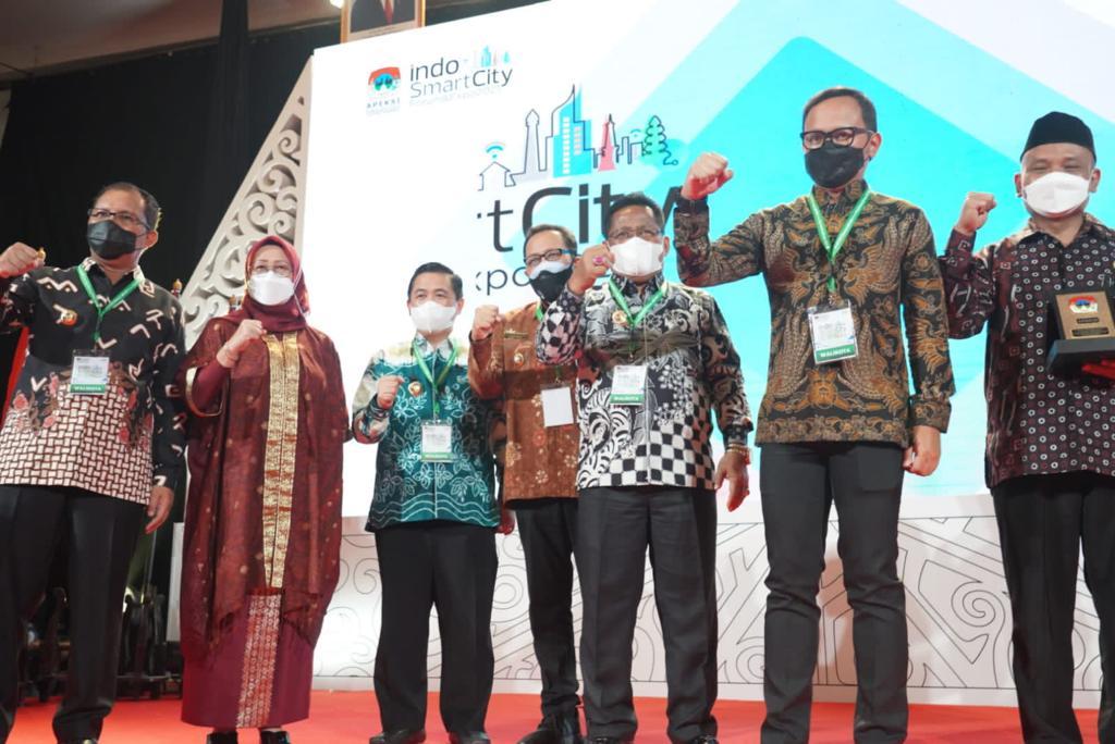 Dewan Kerajinan Nasional Daerah [Dekranasda] Sumsel bekerja sama dengan Dinas Perindustrian Sumsel mengikuti ajang Indo Smart City Forum [ISC] & Expo 2021, berlangsung di Yogyakarta yang akan berlangsung dari 13 hingga 15 Oktober 2021 mendatang.