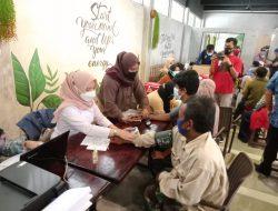 Tiga Pilar Pemkot Palembang Genjot Akselerasi Vaksinasi