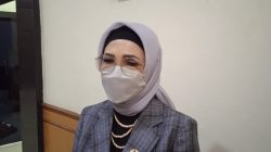 Ketua DPRD Sumsel, RA Anita Noeringhati