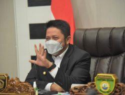 Gubernur Herman Deru Hadiri Launching Buku Pendapat BPK RI
