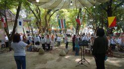 Eratkan Silaturahmi DWP Sumsel Gelar Outbound