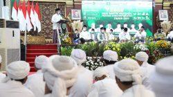 Gubernur Sumsel H Herman Deru hadiri Semarak Hari Santri Nasional [HSN] 2021.