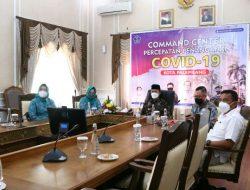 Menteri PPPA Apresiasi  Kesetaraan Gender  Pemkot Palembang