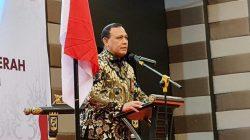 Ketua KPK H Firli Bahuri