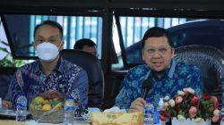 Kunjungan Kerja Komisi II DPR RI ke Kantor Dinas Dukcapil Kota Bekasi, Senin (4/10) pagi
