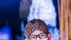 Menparekraf mengapresiasi penyelenggaraan gelaran busana bertajuk Gantari- The Final Journey to Java