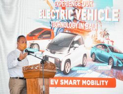 Siap Masuki Era Kendaraan Listrik, Indonesia Fokus Bangun Ekosistem