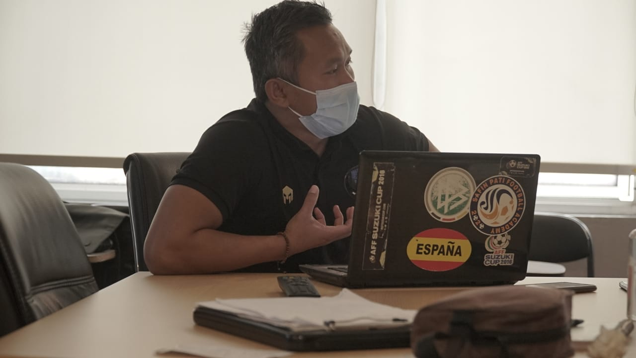 Pelatih kepala timnas wanita Indonesia, Pelatih kepala timnas wanita Indonesia, Rudy Eka Priyambada