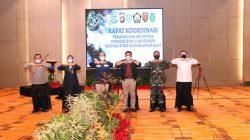 Rapat Koordinasi Penanganan Aktivitas Pengobaran Liar