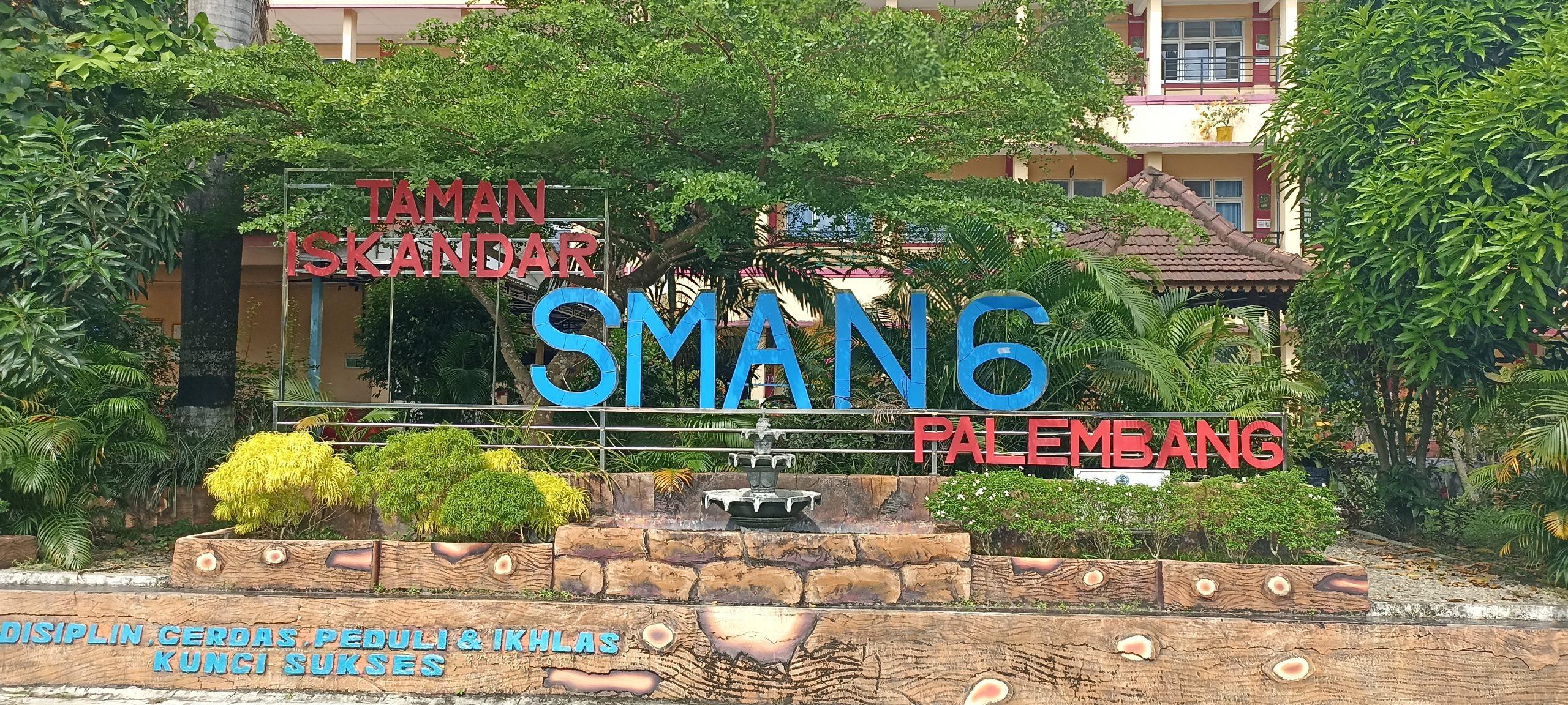 SMA Negeri 6 Palembang [Photo Abror Vandozer]