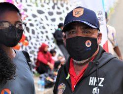 Animo Warga Tonton Pertandingan PON XX Papua