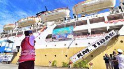 Menteri Perhubungan Budi Karya Sumadi memastikan dua Kapal Isolasi Terpusat (Isoter) dan empat bandara tetap bersiaga hingga H+5 PON XX Papua