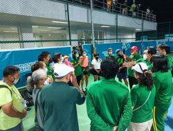 Tim Tenis Jatim Sapu Bersih Medali Emas di PON XX Papua