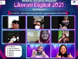 Gerakan Nasional Literasi Digital bersama Kominfo Muara Enim