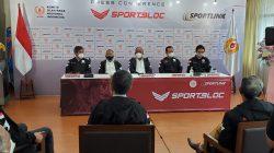 KONI Pusat Luncurkan Tapcash BNI Edisi Olahraga dan Aplikasi SPORTBLOC, Sabtu (9/10) di Media Center PON XX PAPUA 2021, Jakarta Convention Center Senayan