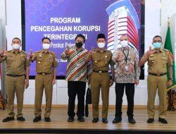 Penganggaran 2022 Pemkot Palembang Wujud Supervisi Cegah Korupsi