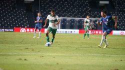 TImnas Indonesia mengalahkan Taiwan dengan skor 3-0 pada laga leg kedua di Stadion Chang Arena Buriram, Thailand, Senin (11/10