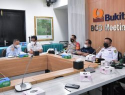 Dirut PTBA Paparkan Masterplan Infrastruktur Tanjung Enim