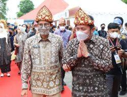 Sandiaga Uno Tertarik Angkat Festival Sriwijaya ke Level Internasional