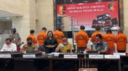 Polri Tangkap Tujuh Tersangka Pinjol Ilegal di Jakarta